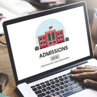 Admission process top Institutions
